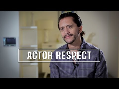 Clifton Collins Jr. On How An Actor Earns Respect [FULL INTERVIEW]