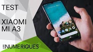 Xiaomi Mi A3 : On l'a testé !