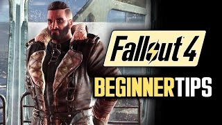 Fallout 4: Best Tips for Beginners: Free Roaming The Wasteland, Levels & More (Fallout 4 Gameplay)