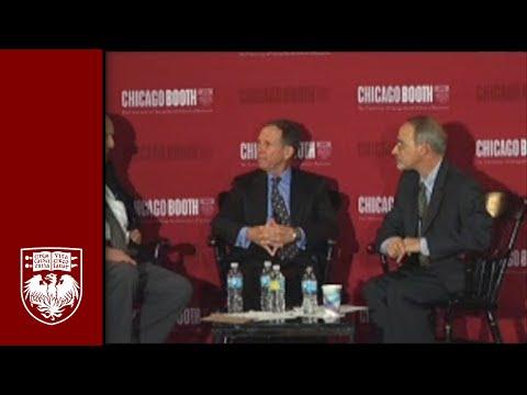 Leadership Advice from Mike Harper and Eric Gleacher