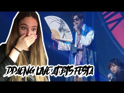 BTS 방탄소년단 DDAENG (LIVE) 땡 BTS PROM PARTY 2018 [REACTION VIDEO]