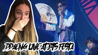 BTS 방탄소년단 DDAENG (LIVE) 땡 BTS PROM PARTY 2018 [REACTION VIDEO]