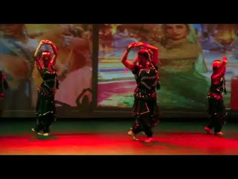 Malang Dhoom- Concert opening routine 2014 - Canberra school of bollywood dancing, Australia