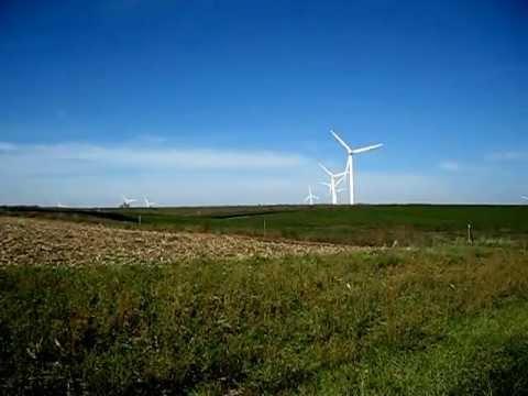King City Missouri wind turbines