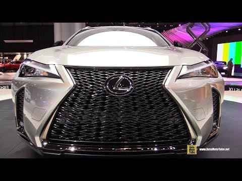 2019 Lexus UX200 - Exterior and Interior Walkaround - 2018 New York Auto Show