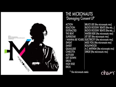 Underworld - Bruce Lee (The Micronauts Remix)