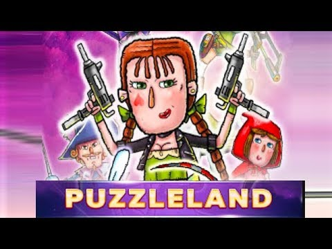 Puzzleland - Android Gameplay (Match-3 RPG)