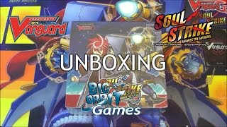 Cardfight!! Vanguard G-BT04 Soul Strike Against The Supreme Unboxing