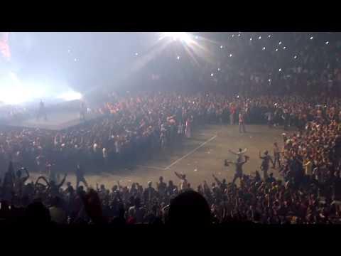 Watch The Throne Tour - Paris Bercy - June 18 2012 - Niggas in Paris