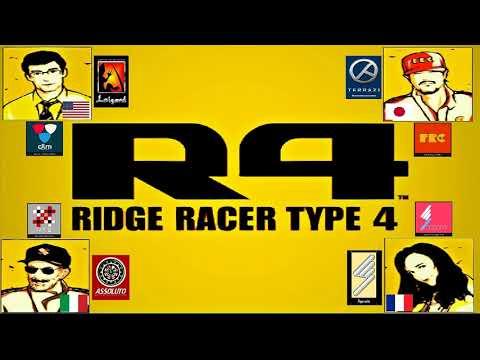 R4: Ridge Racer Type 4 OST (Garage Talk - Asuka Sakai)