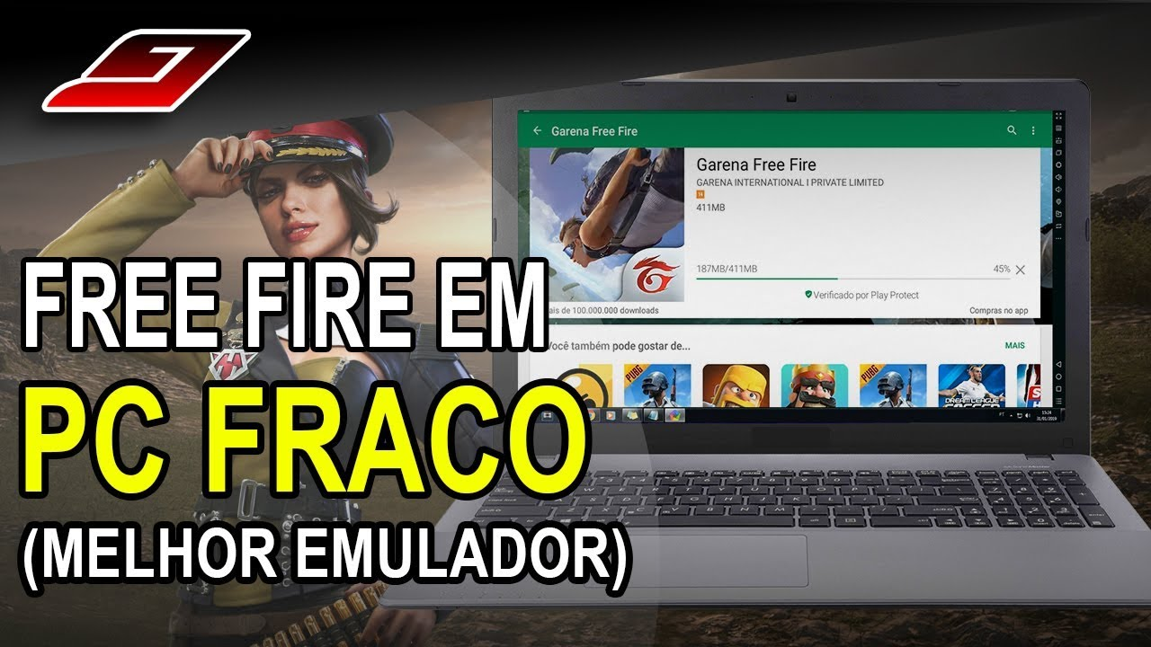 emulador de celular para pc fraco download