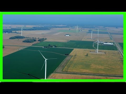 Breaking News | DTE, Consumers agree to 25 percent renewable energy goal
