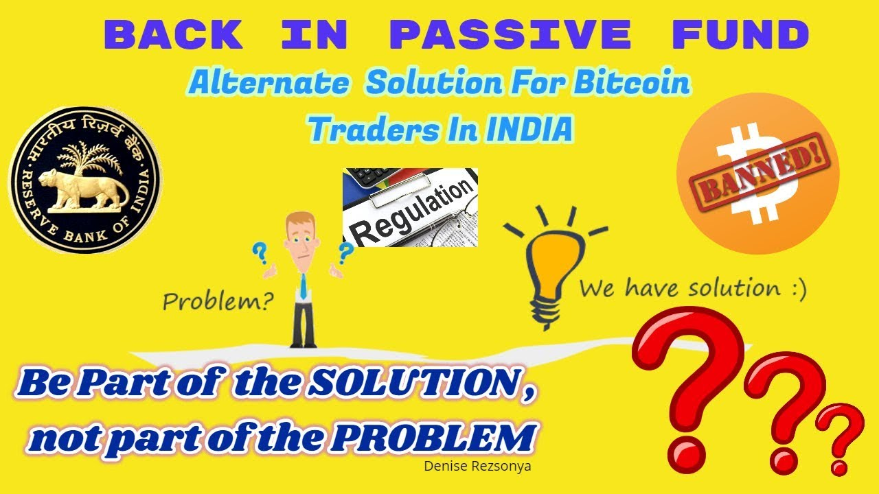 back again in passive fund! Crypto news July 2018! solution after 5th July