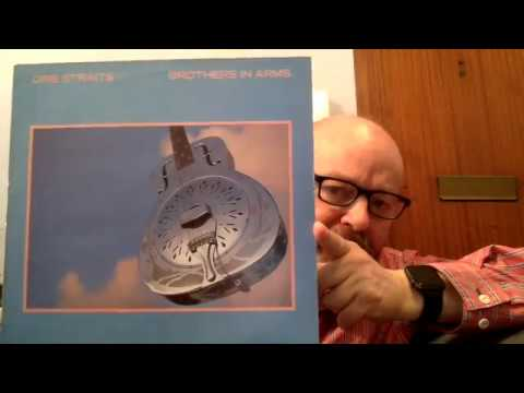 Album Review No.3: Dire Straits - Brothers In Arms