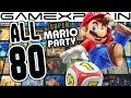 Super Mario Party - Every Minigame Gameplay (All 80 Games!)
