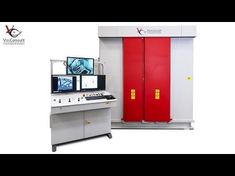 XRH222 HE: The universal high energy X-ray cabinet