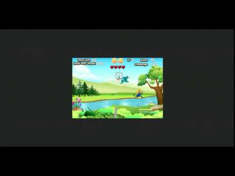 Duck Hunting Madness - Shooting Game - License Available In HTML5, Android And IOS Version