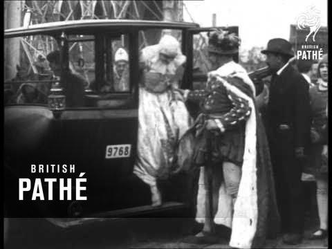 Emil Jannings & Henry Porten 1920