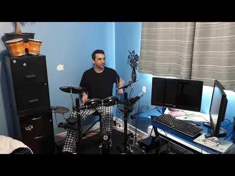 Mama Genesis drum cover
