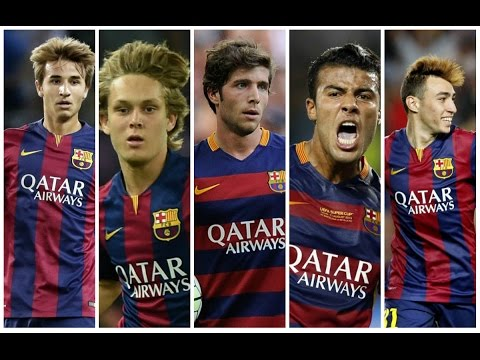Barcelona young talents - 2016