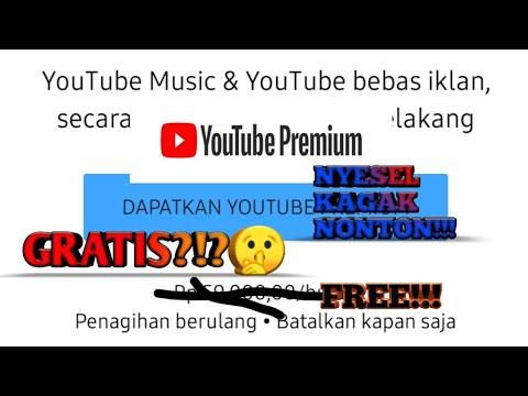 Cara Mendapatkan Youtube Premium Secara Gratis Selamanya Youtube