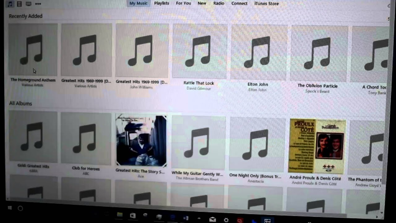 How to use Windows 10 to access your iTunes, Google Play and Groove Music  from any device