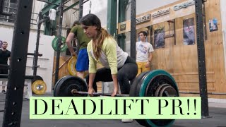 Learning To Use The Booty (Deadlift PR) Ep. 5