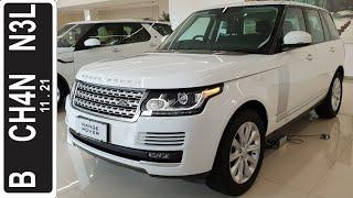 In Depth Tour Range Rover 3.0 SWB [L405] - Indonesia