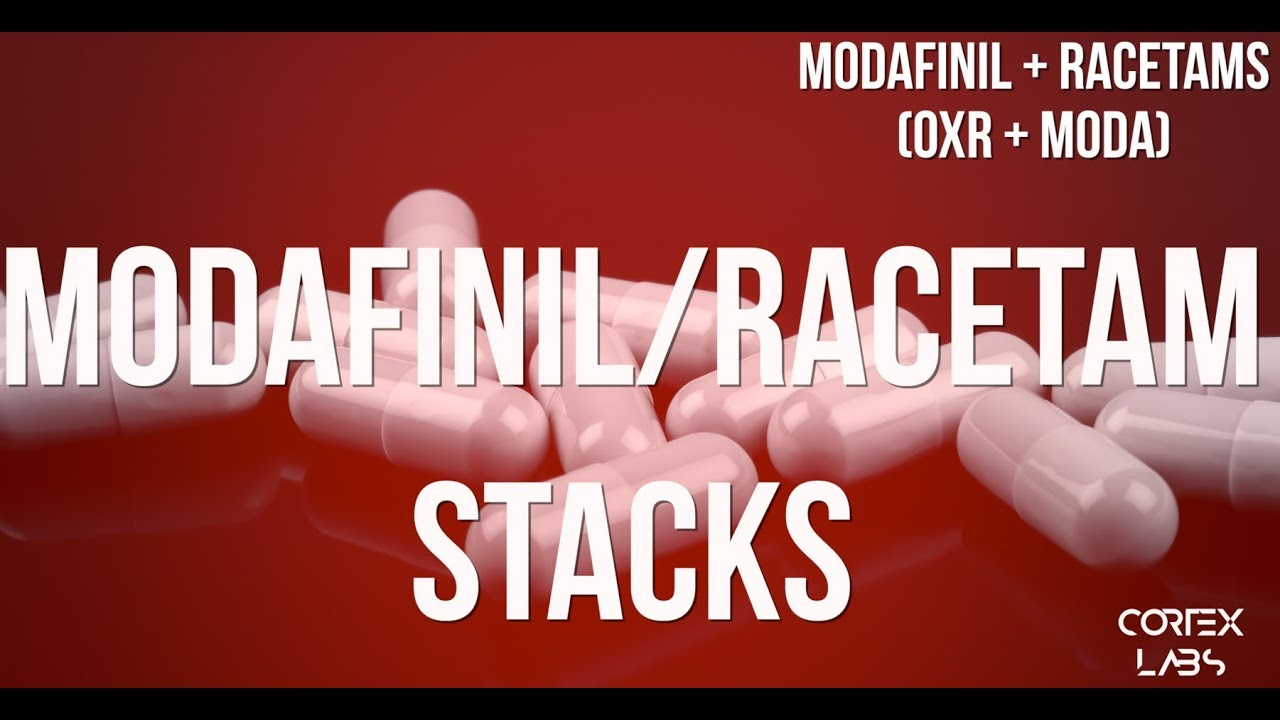 Modafinil Racetam Nootropic Stack Protocols Goodies Inside Youtube