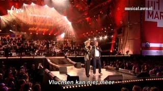 Musical Sing-a-Long 2013 - Duet Vluchten kan niet meer