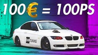 5 günstige Autos mit großem Leistungszuwachs durch günstige Chiptuning   RB Engineering