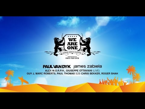 We Are One Festival,Berlin 4.7.2015