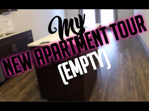 My New Apartment Tour!   HOUSTON   LaurenXO