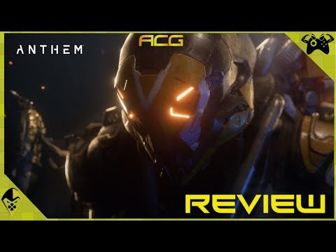 Anthem Review 'Buy,