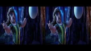 Metegol - Trailer 3D Exclusivo - La nueva película de Campanella