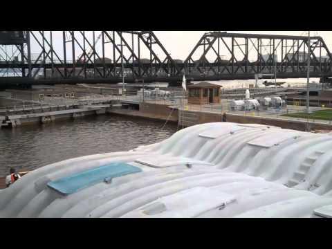 Mississippi River Visitor