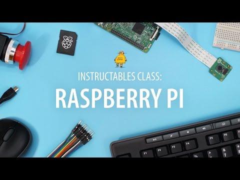 Raspberry Pi Class Youtube