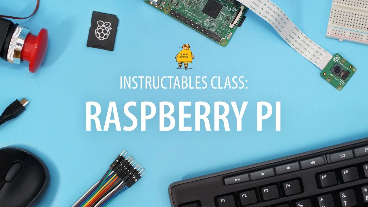 Raspberry Pi Class Youtube