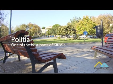 GreeKorner | Politia Area Overview | Kifissia north suburbs Athens | Real Estate