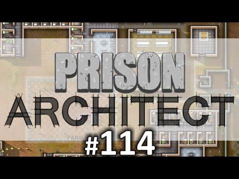 Größter Ausbruch - Let's Play Prison Architect #114 [DEUTSCH] [HD+]