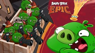 Angry Birds Epic - The Angry Birds Movie Fever