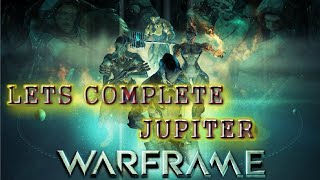 Warframe Episode 1 , GOING FOR JUPITER !!!