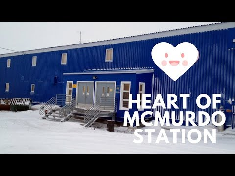Heart of McMurdo Station - Building 155 (Must Know!)