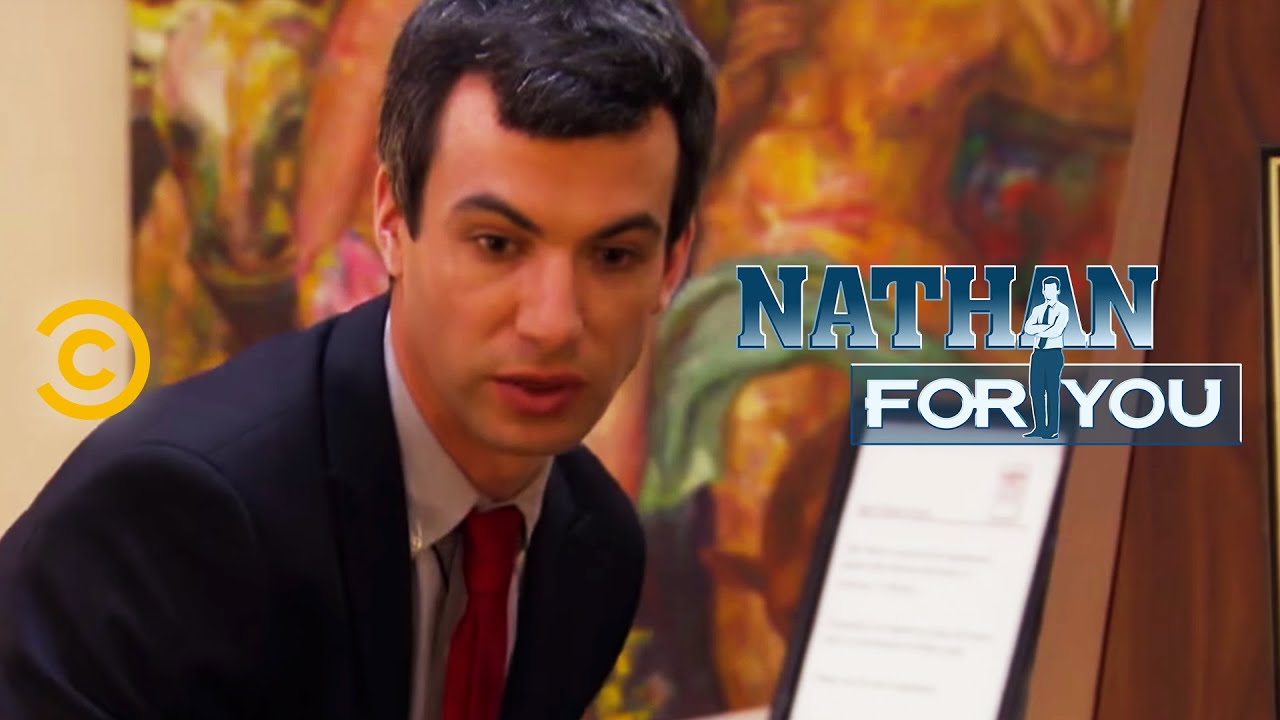 Nathan For You - Exterminator