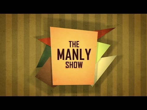 The ManlyShow With Special Guest Gary W. Goldstein Show Trailer