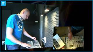 DJ Martijn Kuilema - DJ set with Ableton Live 8, mix 2