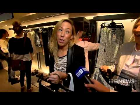 Fashion Frenzy | 9 News Perth