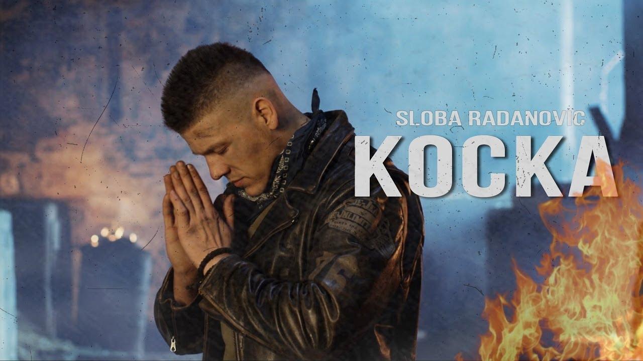 SLOBA RADANOVIC - KOCKA (OFFICIAL VIDEO) 4K #1