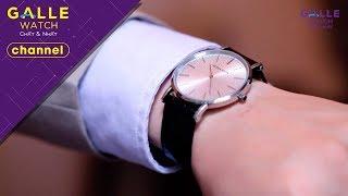 [MẸO HAY] - Tư vấn chọn đồng hồ cho những quý ông có cổ tay nhỏ