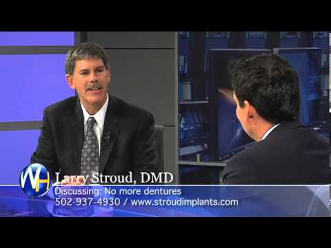 Larry Stroud, DMD - Mini-Dental Implants, Louisville with Randy Alvarez
